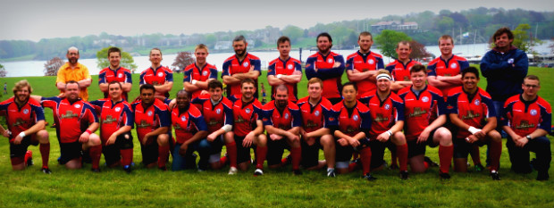 NSRFC at the NERFU Cup in Newport, May 2013